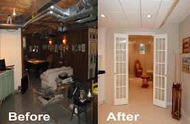 Small Basement Remodel Before After Gallery Small Basement Remodel Inspiration Small Basement Remodel