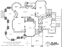 Small Picture Cross House Restoration Floor Plans and Blueprints Pinterest
