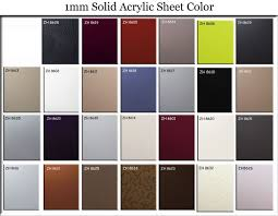 1mm Acrylic Kitchen Cabinet Sheets And Customized Kitchen Cabinet