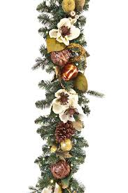 Lighted Decorated Garland Best Lighted Christmas Garlands Of 2020 Seasonal Decor
