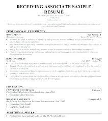 Shipping And Receiving Resume Mesmerizing Warehouse Clerk Resume Shipping Warehouse Shipping Receiving Clerk