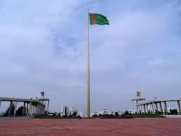 День Конституции и Государственного флага Туркменистана мая  Главный флаг Туркменистана в Ашхабаде Фото org