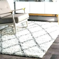 5x7 white rug gray white rug area rugs faux fur area rug brown grey gray white
