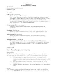 Sow Contract Template