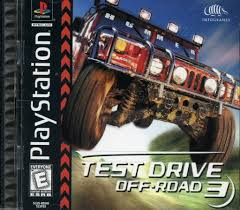 Video game:Sony PlayStation Test Drive <b>Off</b>-<b>Road</b> 3 - Sony ...