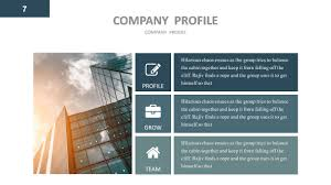 powerpoint company presentation company profile powerpoint presentation template by gardeniadesign