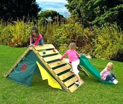 kids rock climbing wall create an outdoor tent with a safe diy childrens