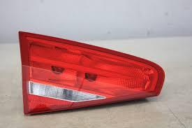 Left Brake Light Audi A4 Genuine Audi A4 B8 Saloon Left Rear Tail Light P N 8k5945093aa