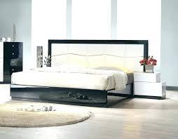 modern platform bed king. Modern Platform Beds King Bed Set Master Bedroom Furniture Contemporary Frames Gray Be . D