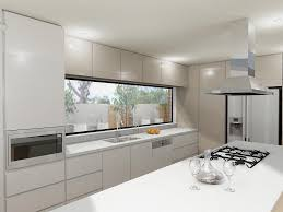 Kitchen Australia Fixed Frame Steel Window Steel Windows Australia Kitchens