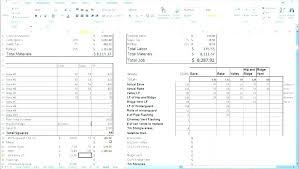 Home Construction Estimator Excel Excel Cost Estimate Template Bud House Construction