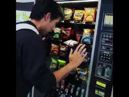 Free Stuff Vending Machine Custom How To Get Free Stuff From Vending Machine YouTube