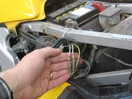 how to test the charging system 11 ignore the 3 wires that lead to the wiring harness we re only interested in the wires that lead to the alternator
