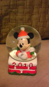 Amazon.com: Mickey Mouse JcPenney Snowglobe Waterglobe Globe ...