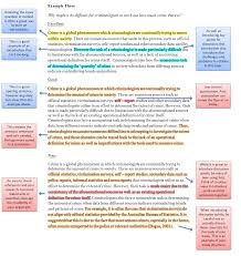 example of a university essay co example