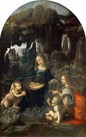 leonardo da vinci renaissance paintings