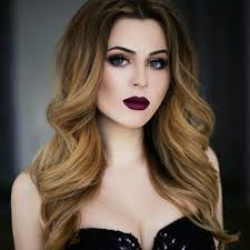 Makeup For Black Dress Ideas For Eye Makeup Ladylife