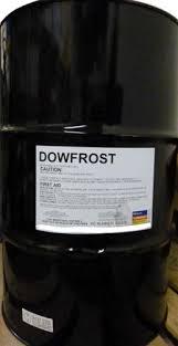Dowfrost Freeze Chart Dowfrost Propylene Glycol 55 Gallons