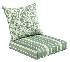 bossima indoor and outdoor cushion fortable deep seat design premium 24 inch replacement cushion