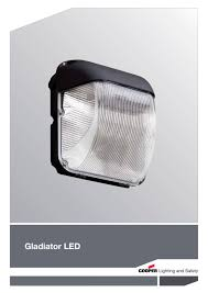 gladiator led 1 4 pages