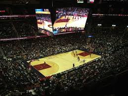 Rocket Mortgage Fieldhouse 3d Seating Chart Quicken Loans Arena Seating Chart Seatgeek