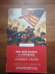 the red badge of courage by stephen crane cg fewston