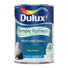 dulux one coat feature wall matt 1 25l