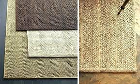 wool rug that look like jute jute wool jute rug 9 12 thebots me