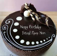 Birthday Cake Choco Birthday Cake Manufacturer From Pune