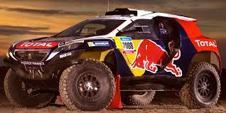 Top Ten Cars of the 2015 Dakar Rally