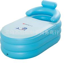 best whole whole children keep warm portable inflatable bath tub folding thickening family bathtub 142x84x64cm under 126 74 dhgate com