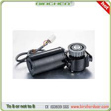 24v electric sliding door motor