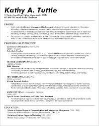 Recent College Graduate Resume Sample Sample Resumes For College Graduates Dew Drops