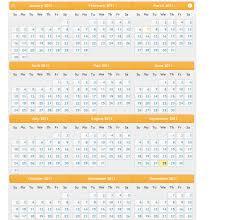 Year To Year Calendar Jquery Ui Custom Widget Datepicker To Whole Year Calendar