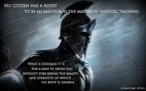 Spartan Quotes Enchanting SpartanQuote Zach EvenEsh