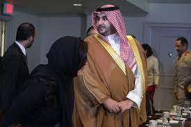 خالد بن سلمان يشكر أمريكا على إرسال قوات ومنظومات دفاعية إلى المملكة - CNN  Arabic