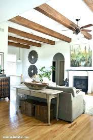 fake beams for ceiling home depot decorative at artificial false uk wood