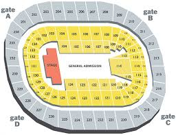 Saints Dome Seating Chart Amp By Strathmore Seating Chart