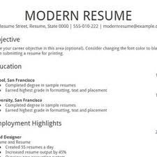 Collection Of Solutions Google Resume Template Perfect Resume