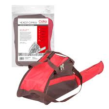 RC-7133 Сумка Cofra для бензопилы, коричневая/красная ...