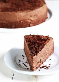 chocolate cheesecake recipe. Perfect Recipe A Light And Fluffy Mousselike No Bake Gluten Free Chocolate Cheesecake  That Isn In Chocolate Cheesecake Recipe C