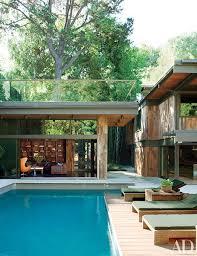 pool house interior designs. design collective commune did a top-to-bottom renovation of entrepreneur derek mattison\u0027s los pool house interior designs