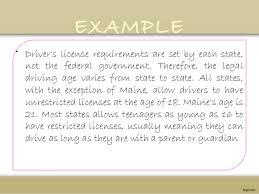 argumentative essay 10 example • driver s