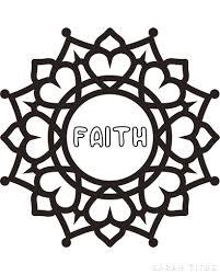 Free Printable Faith Hope Love Coloring Sheets Sarah Titus