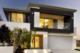 narrow lot home in perth
