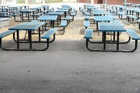 high school lunch table. Outdoor School Lunch Tables High Table