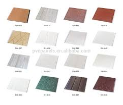 Small Picture building material pvc wallpaper tile pvc laminated panel malaysia