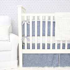 gingham crib skirt sandi pointe virtual library of collections