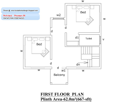 600 sq ft house plans kerala fresh kerala home plans lovely 800 sq ft house