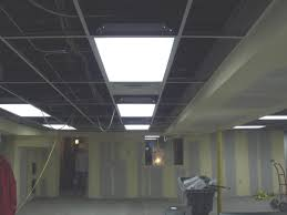 image of famous drop ceiling lighting